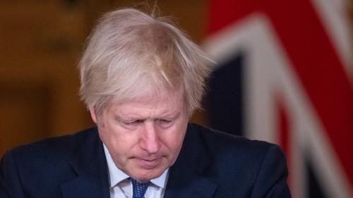 A Downing Street insider claims Boris Johnson often has 'a kip for half an hour or so'