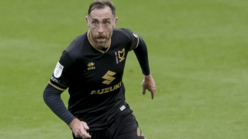 Richard Keogh is back in the Championship