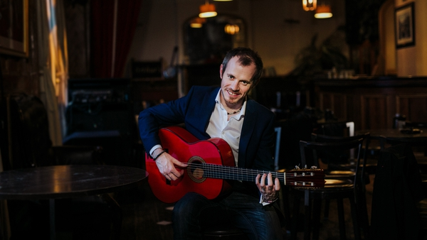 John Walsh: an admirable, gutsy quest forself-fulfillment through Flamenco guitar. (All photos Magda Kacperska)