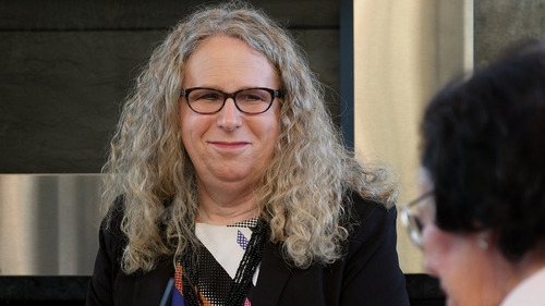 Rachel Levine is currently secretary of health for the state of Pennsylvania