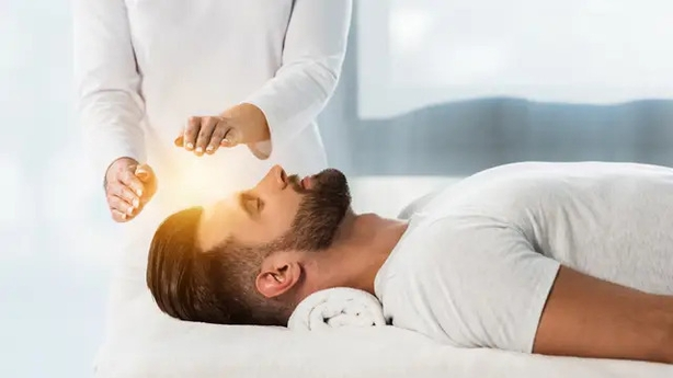 Reiki claims to enable relaxation and reduce pain
