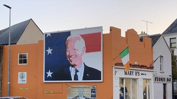 In 2016, as US Vice President, Joe Biden visited Ballina and met his Blewitt relatives