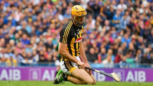 Colin Fennelly made his senior debut with Kilkenny in 2011