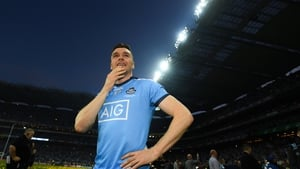 Paddy Andrews after the 2019 All-Ireland final