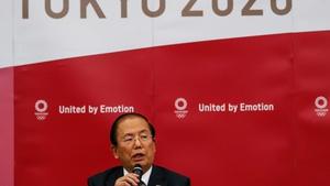 Tokyo 2020 Organizing Committee CEO Toshiro Muto