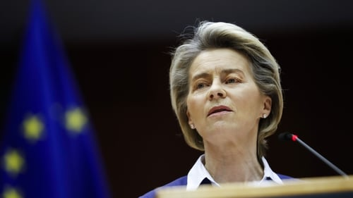 'After four long years, Europe has a friend in the White House' - Ursula von der Leyen