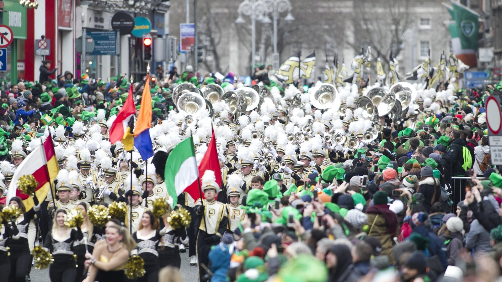 St Patrick's Day parade cancelled for second year