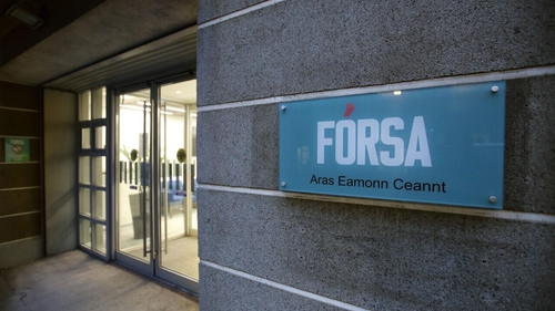 Fórsa voted to back it by a margin of almost 96% (pic: RollingNews.ie)