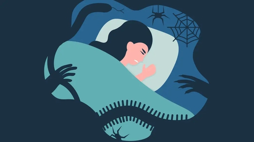 From bad dreams to just not getting enough, here's what you need to know when it comes to sleeping during lockdown.