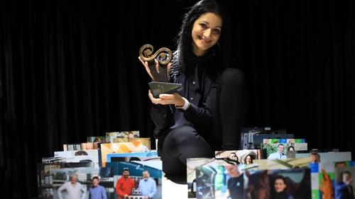 Sonia Deasy, co-founder of Pestle & Mortar, won the National Enterprise Award in 2019