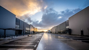 New building developments just completed at Shannon Free Zone
