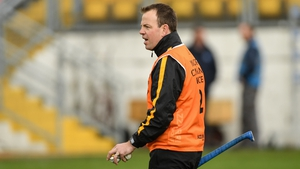 Conor Phelan has been involved with the Kilkenny camogie team as a coach