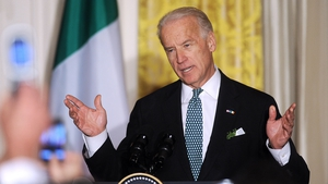 Joe Biden is proud of his Irish roots in Mayo and Louth