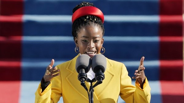 Amanda Gormanwas the youngest poet to recite at an inauguration