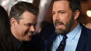 Matt Damon and Ben Affleck won Best Original Screen Writing Oscar for their 1997 film Good Will Hunting