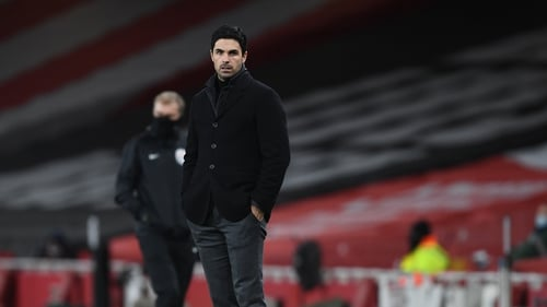 Arteta has seen his Arsenal side bounce back after a difficult spell