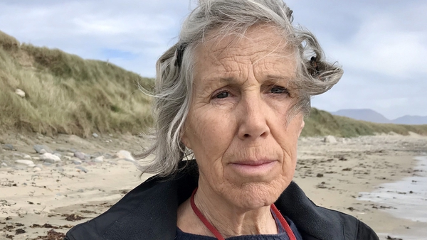 Poet Kerry Hardie features on this week's edition of The Poetry Programme