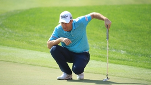 Padraig Harrington struggled after a tough build-up
