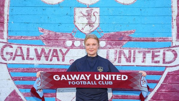 Lisa Fallon will be first-team coach at the First Division side