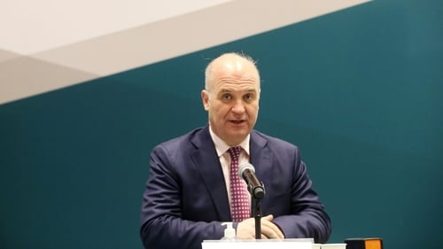 Chief Medical Officer Dr Tony Holohan wrote to Minister for HealthStephen Donnelly on 14 January (Pic: RollingNews.ie)