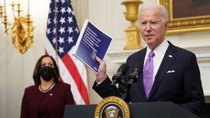 Joe Biden said the Covid-19 situation would get worse before it gets better