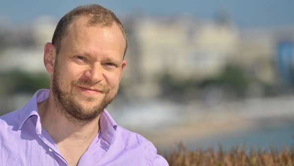"Robert Webb (pictured in 2017) - ""He said, 'What have you been doing about the heart murmur?' and I said, 'What heart murmur?'"""
