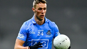 Paul Mannion came off the bench to kick a point in Dublin's All-Ireland final win over Mayo