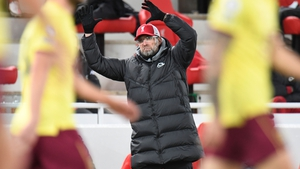 Jurgen Klopp thinks there is a problem with his side's decision-making