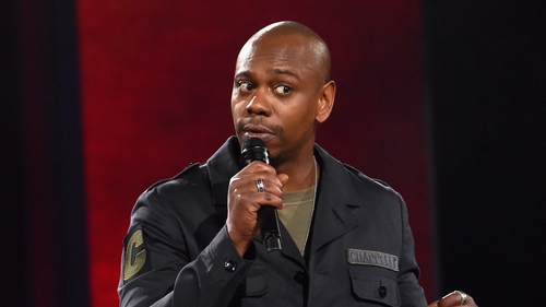Comedian Dave Chappelle has been forced to cancel shows after he tested positive for Covid-19