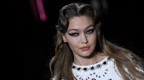 GiGi Hadid has shared her daughter's name with her 62 million Instagram followers