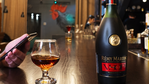 The maker of Remy Martin cognac and Cointreau liqueur has predicted a strong start to its 2021/22 fiscal year