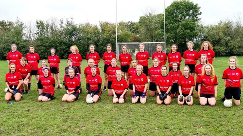 Holloway Gaels have seen their playing numbers swell