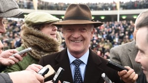 "Willie Mullins: ""I think it's a good decision once he'd made up his mind"""