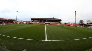The Jonny-Rocks Stadium will play host to the Premier League high-flyers