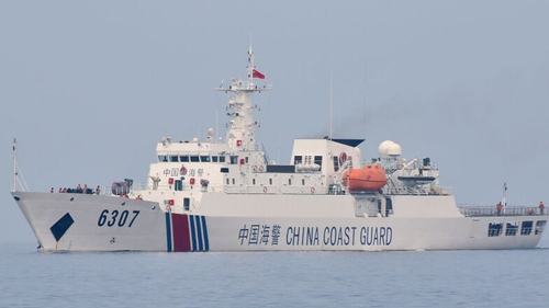 The coast guard is allowed to use 'all necessary means' to stop or prevent threats from foreign vessels