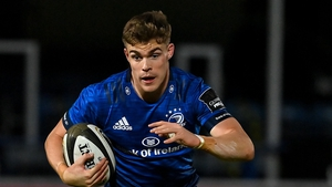 Garry Ringrose starts at Thomond Park