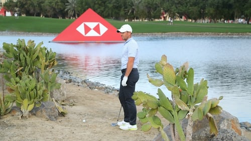 McIlroy finished with a round of 72