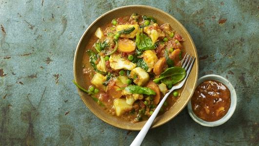 Nevens Recipes - Two delicious vegetarian recipes!