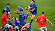 Leinster won the last meeting 13-3