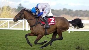Roksana is a general 11-4 chance for the Mares' Hurdle