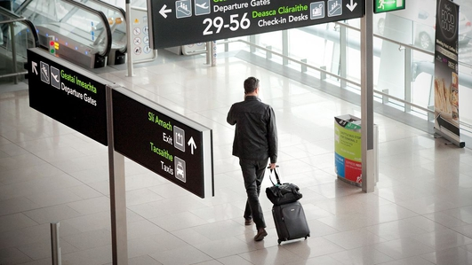 "Passengers coming to Ireland should be ""tested pre-arrival, tested post-arrival"" - McDonald"