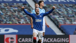 Ryan Kent was on the mark