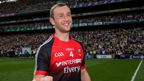 Keith Higgins has become the sixth Mayo player to retire since the beginning of the year