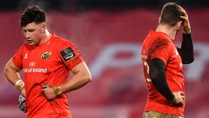 It was Munster's fifth loss in the row to Leinster