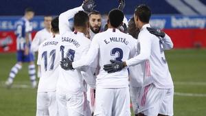 Real Madrid won 4-1