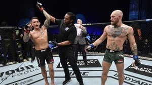 McGregor's return to the octagon didn't last long