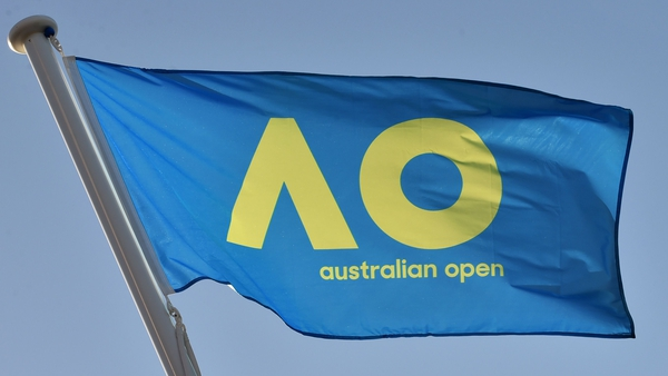 The start of this year's Australian Open has been delayed by three weeks