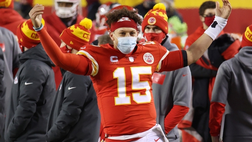 Kansas City Chiefs are going back to the Super Bowl