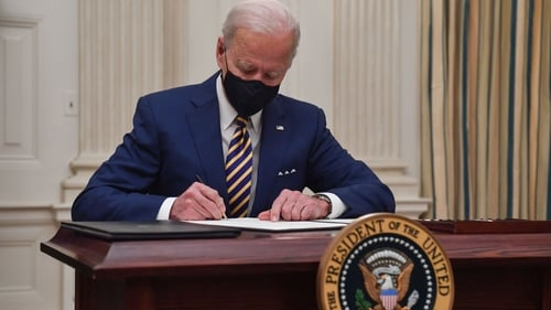 Joe Biden has called for Americans to wear masks for 100 days
