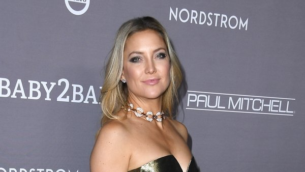 """Kate Hudson: """"Sometimes [we] need a little bit of talk and humour to move us into places where we can heal some of the wounds that have affected us and our families."""""""